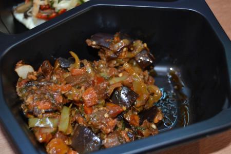 Соте NAC meals из овощей