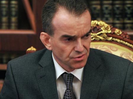 Вениамин Кондратьев, и.о. губернатора Краснодарского края