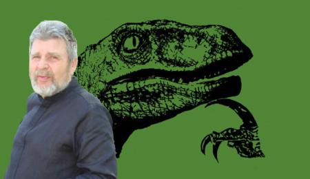 Писатель Георгий Сидоров в Краснодаре