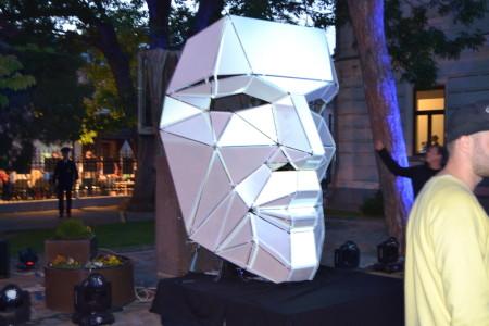 Голова, ночь музеев в Краснодаре
