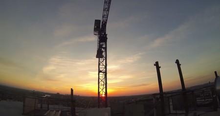 Закат в Краснодаре, Небо Краснодара
