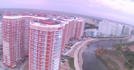 Комсомольский микрорайон, новостройки, Краснодар