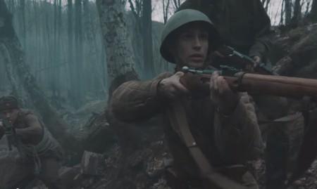 Кубань 1942-1943, кадр из фильма
