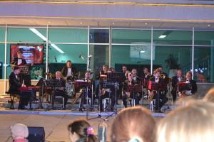 Оркестр у музыкального театра