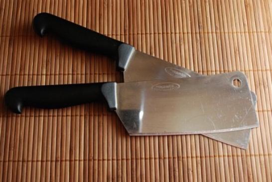 Кухонный топорик