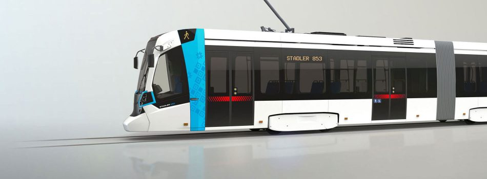 Трамвай Штадлер Метелица