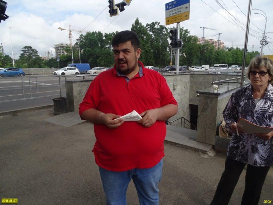 Абрамян и коммунисты России партия по вызову