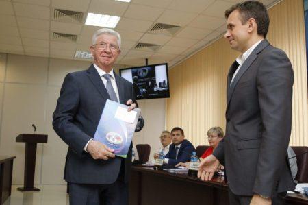 Владимир Евланов зарегистрироован кандидатом на выборы в Госдуму