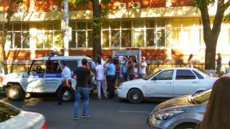 Уличные дебаты Краснодар