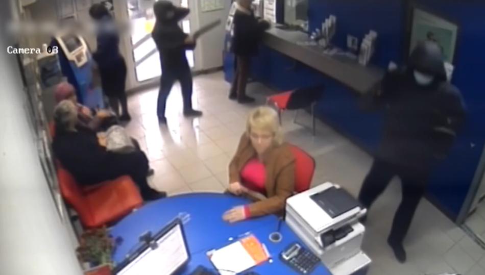 Ограбление банка Краснодар