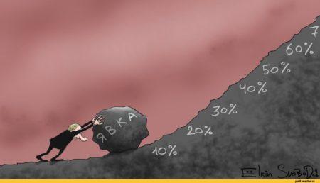 Карикатура Сергей Ёлкин Явка на выборы